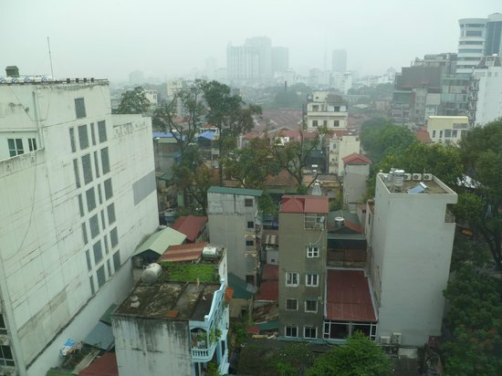 Sunway Hotel Hanoi : View from Room