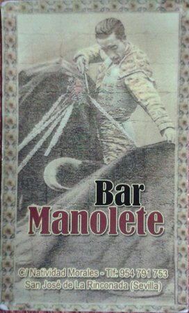 Cafe Bar Manolete
