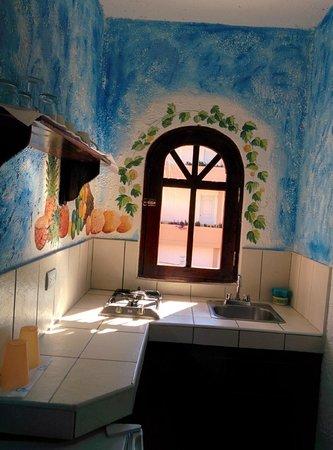 Hotel el Rancho: Room decor