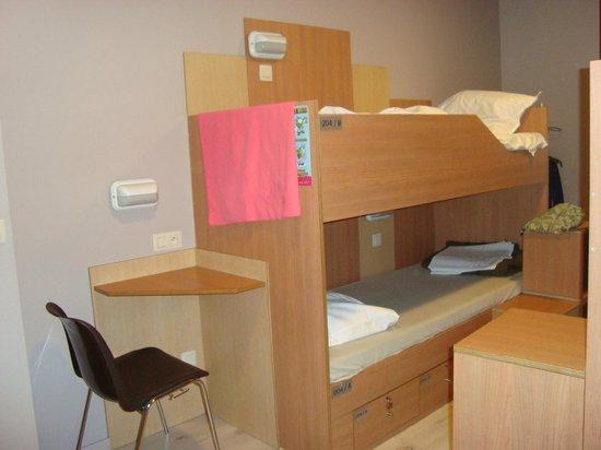 Auberge de jeunesse Sleep Well : 204 bedroom