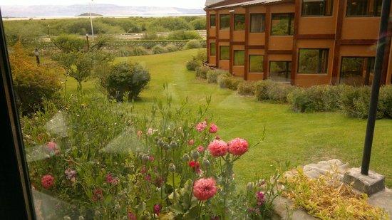 Hotel Sierra Nevada: vista desde el comedor