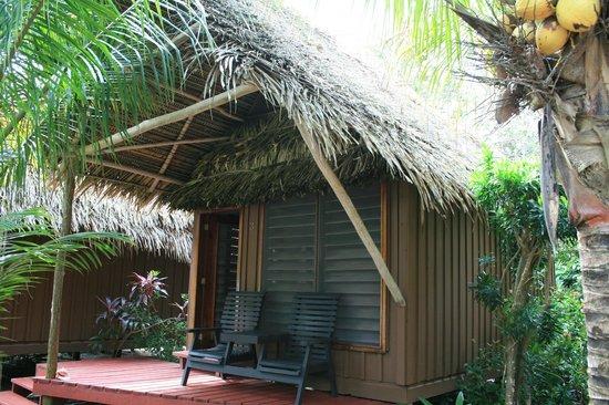 Singing Sands Inn: Cabana