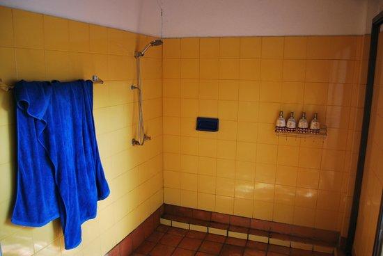 Secret Garden Chiang Mai : Bathroom - shower