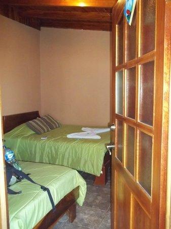 Camino Verde Bed & Breakfast Monteverde: Our Room #18 I think