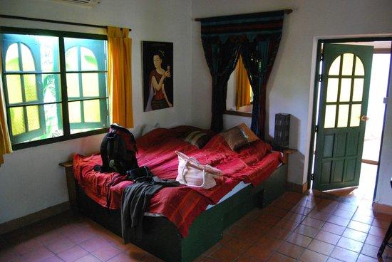 Secret Garden Chiang Mai : Bedroom