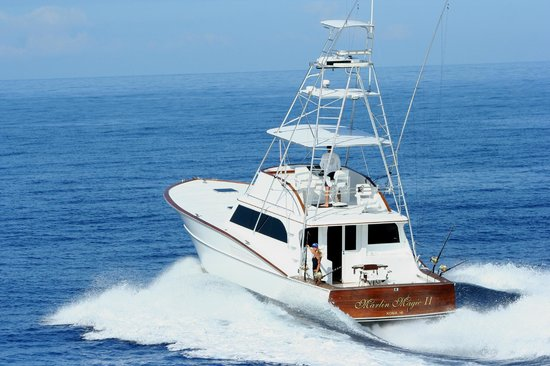 Marlin Magic Sport Fishing