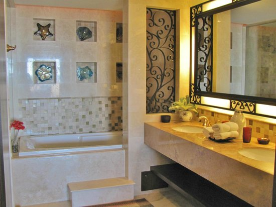 Grand Solmar Land's End Resort & Spa : Bathroom