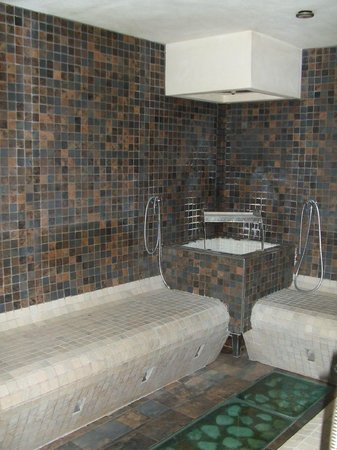Grand Hotel Terme: bagno turco