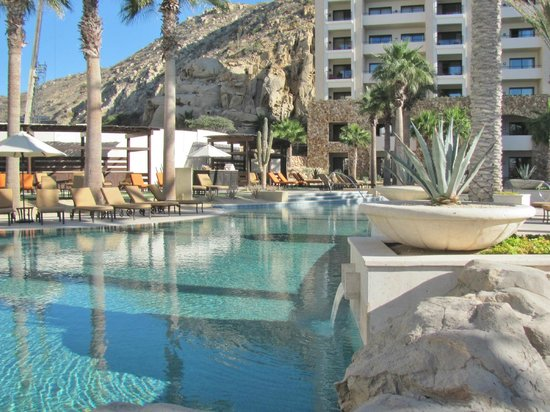 Grand Solmar Land's End Resort & Spa: Family Pool Early Morning