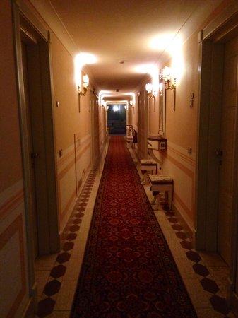 Il Piccolo Castello Hotel: corridor