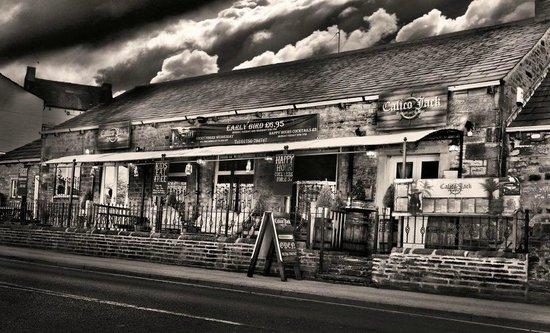 Calico Jack Restaurant & Bar: Outside