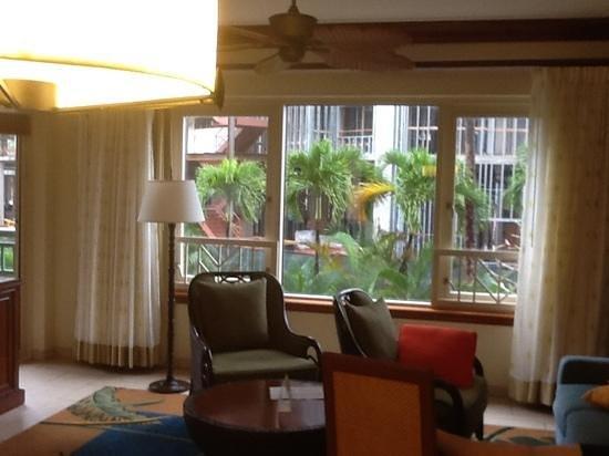 Marriott's Maui Ocean Club  - Lahaina & Napili Towers: Construction Prison