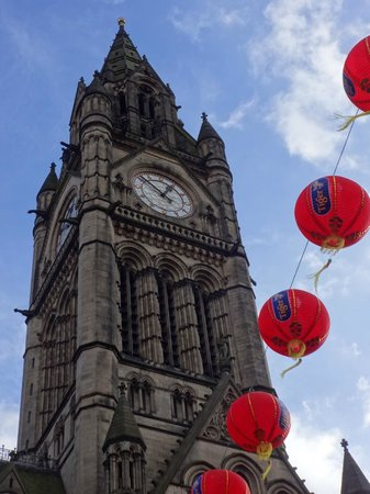 Manchester Town Hall: Chinese New Year Celebration
