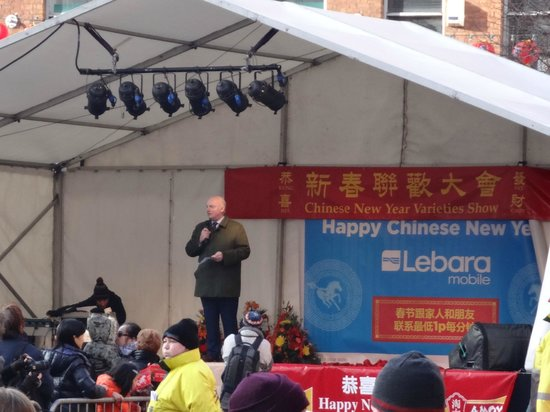 Chinese New Year Chinatown Celebration