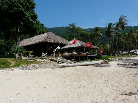 Baan Phu Lae: Bar/Restaurant