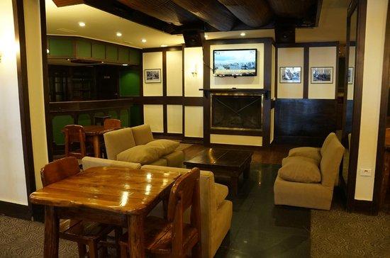 Soft Bariloche Hotel: Sala
