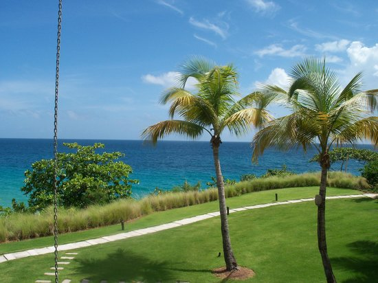 W Vieques Island : view off balcony