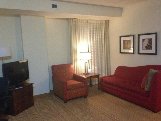 Residence Inn Halifax Downtown: Livingroom