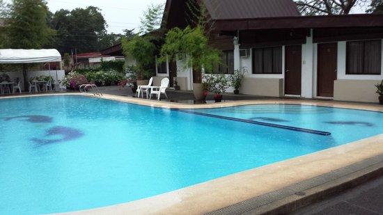 Domicilio Lorenzo Apartelle: The Pool