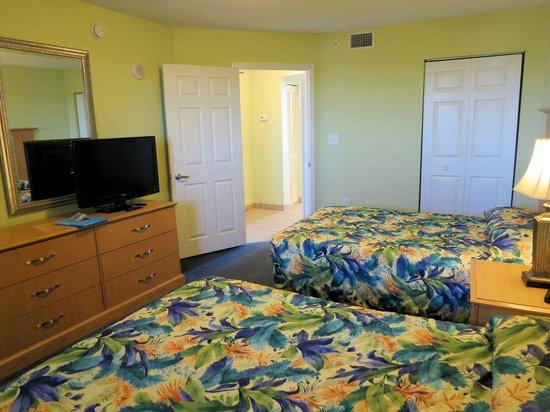 Paradise Resort : Bedroom