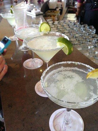 Breathless Punta Cana Resort & Spa : Delicious Margaritas by Jensel