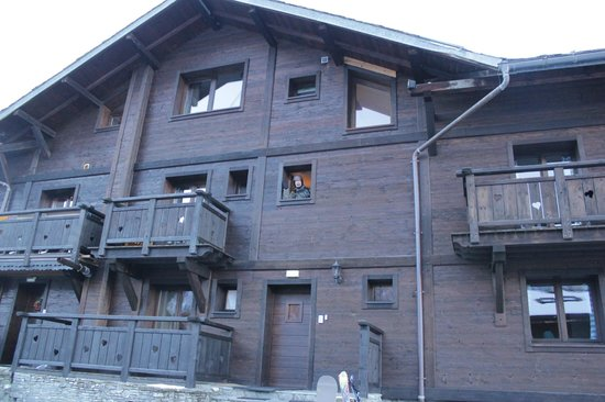 rudechalets - Chalet Chapelle: Chalet from outside