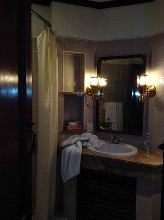 Paraa Safari Lodge: Bathroom
