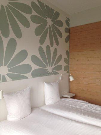 WestCord Hotel Delft: Een mooi ingerichte kamer!