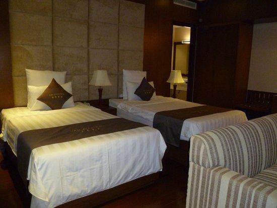 EdenStar Saigon Hotel : Bedroom