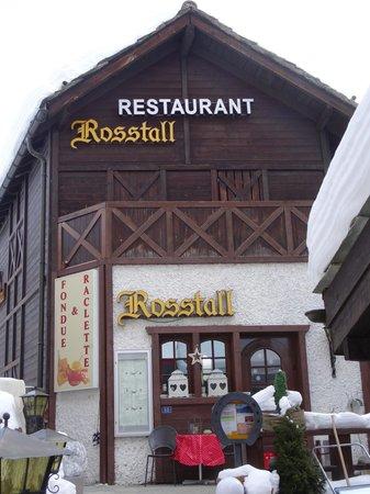 Ross-Stall Zermatt