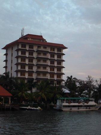 Taj Malabar Resort & Spa Cochin : L'hotel