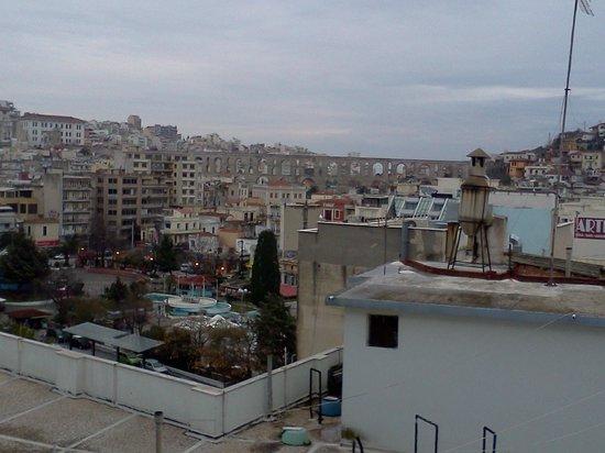 Airotel Galaxy: Θέα από το μπαλκόνι