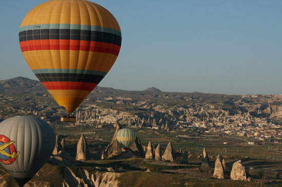 Urgup Hot Air Balloons: Everyday a new discovery whit Urgup Balloons in Cappadocia