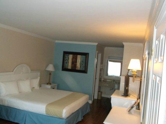 Vero Beach Inn & Suites: Deluxe King Room