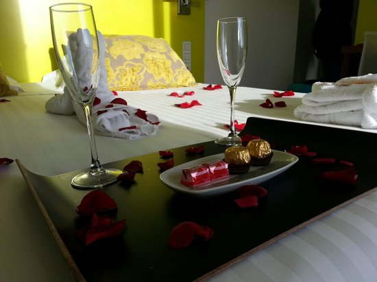 Saboia Estoril Hotel : Pack romântico