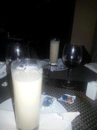 Zest Ristorante & Wine Bar: Caffe Late