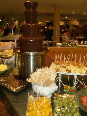 Barcelo Fuerteventura Thalasso Spa : ristorante
