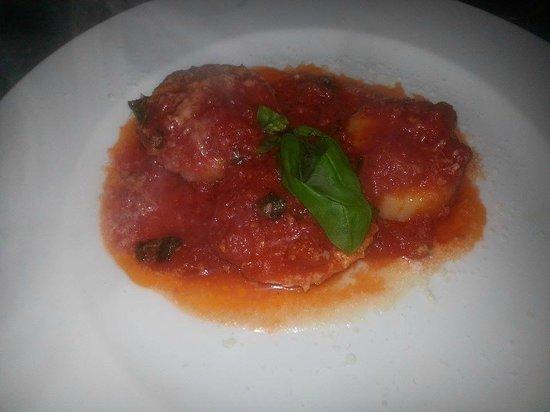 Zest Ristorante & Wine Bar: Ravioli...AMAZING