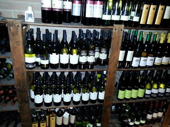 Zest Ristorante & Wine Bar: Vino
