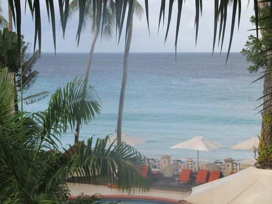 Tamarind by Elegant Hotels: View from our room