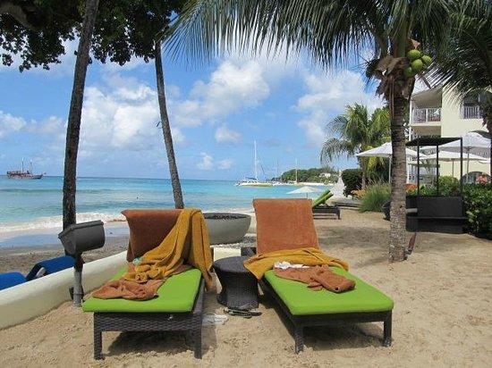 Tamarind by Elegant Hotels: Beach