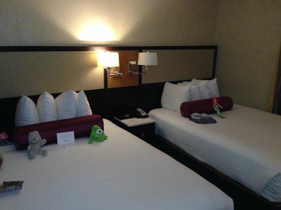 Staybridge Suites Times Square - New York City : stanza con pupazzi dei bambini