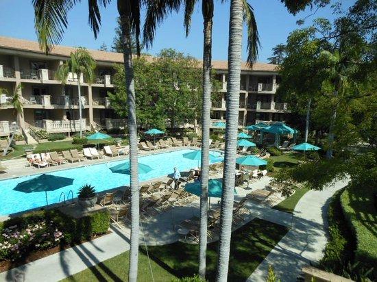 The Langham Huntington, Pasadena, Los Angeles: Pool Area