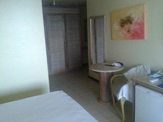 Prodigy Hotel Recife: Quarto