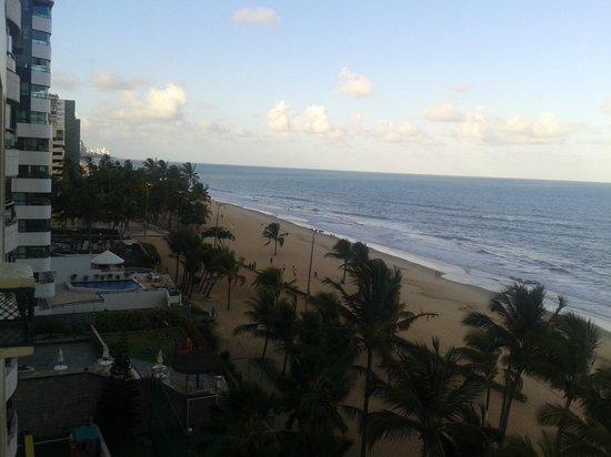 Prodigy Hotel Recife: Vista