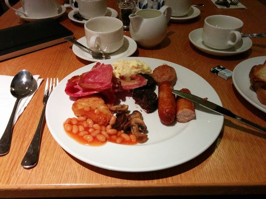 O'Callaghan Alexander Hotel: Breakfast