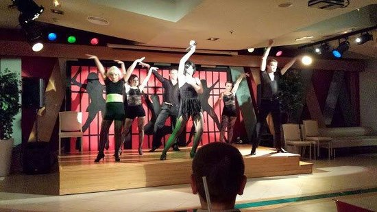 Cordial Mogan Valle : One of the Gr8 shows from the entertainment team :) 'Chicago'