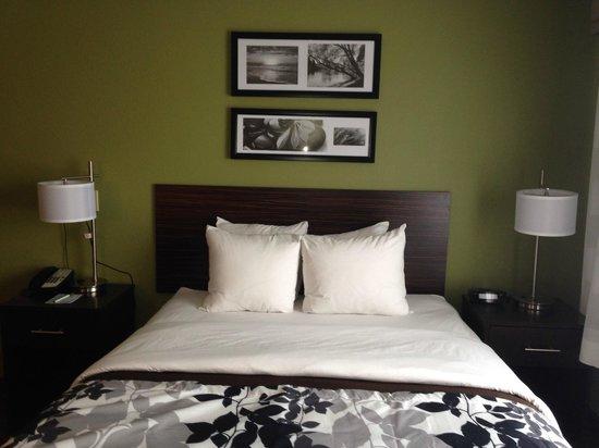Missoula Sleep Inn : Single