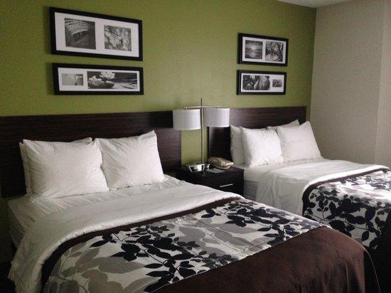 Missoula Sleep Inn: Double