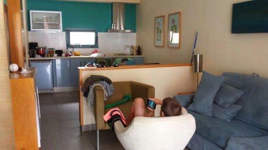 Cordial Mogan Valle : Our Super apartment :)